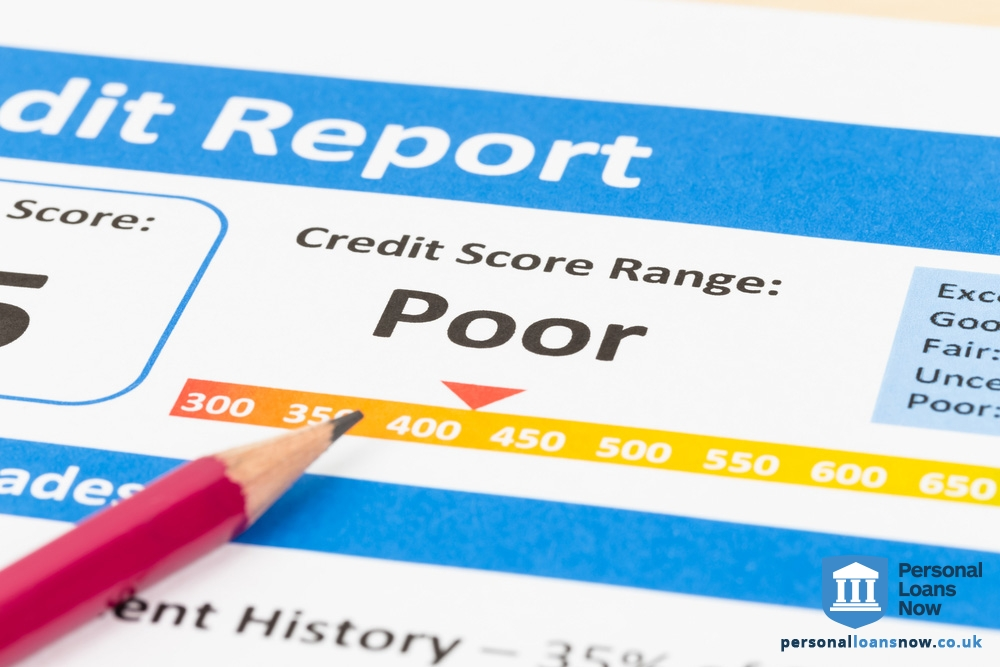 bad credit - personal loans now
