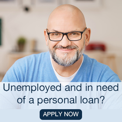 Personal loans now for unemployed
