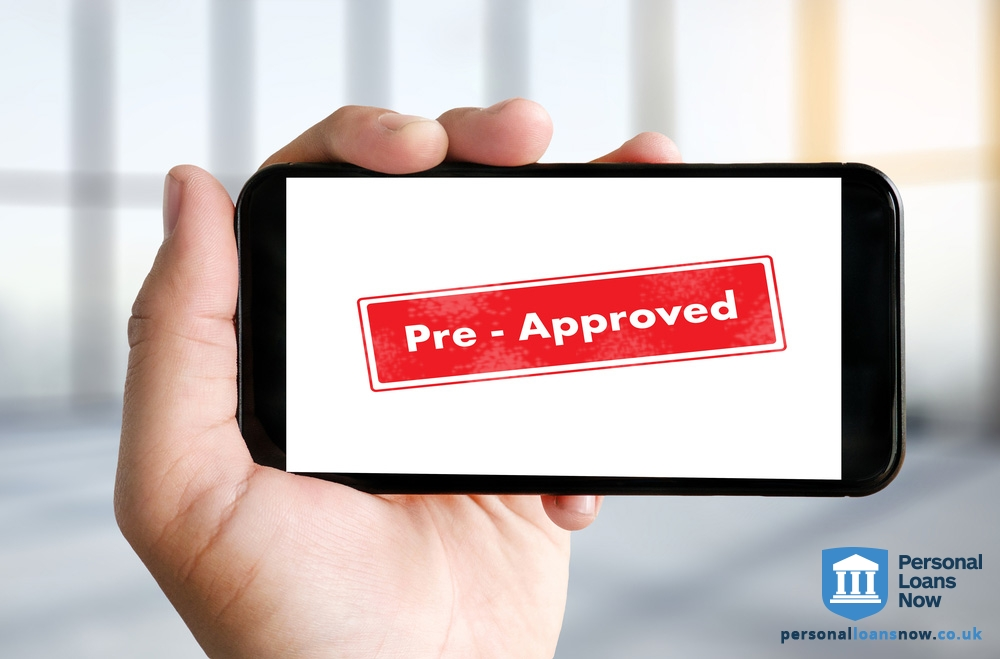 pre approved loans