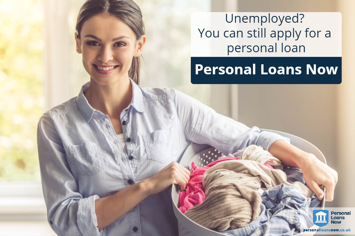 Loans for Unemployed - Personal Loans Now