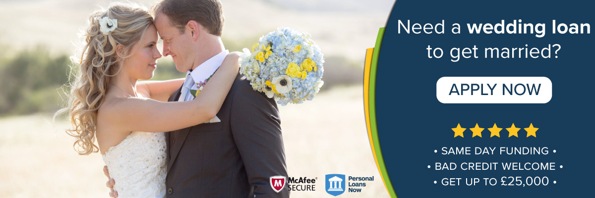 Personal loans now and wedding loans