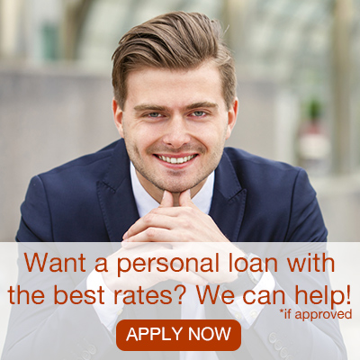 Interest Rates - Personal Loans Now