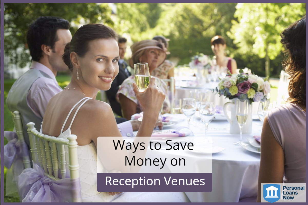 wedding reception venues - personal loans now