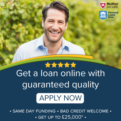 Guaranteed loans - Personal Loans Now