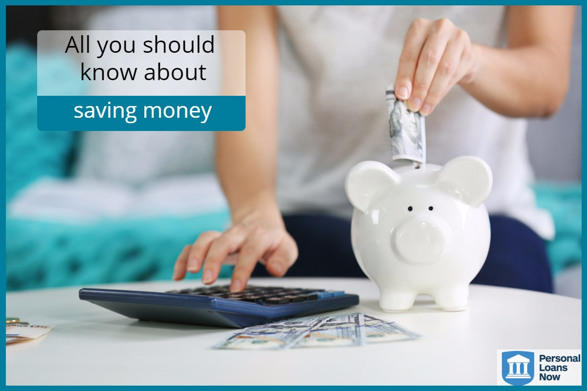 saving money - personal loans now