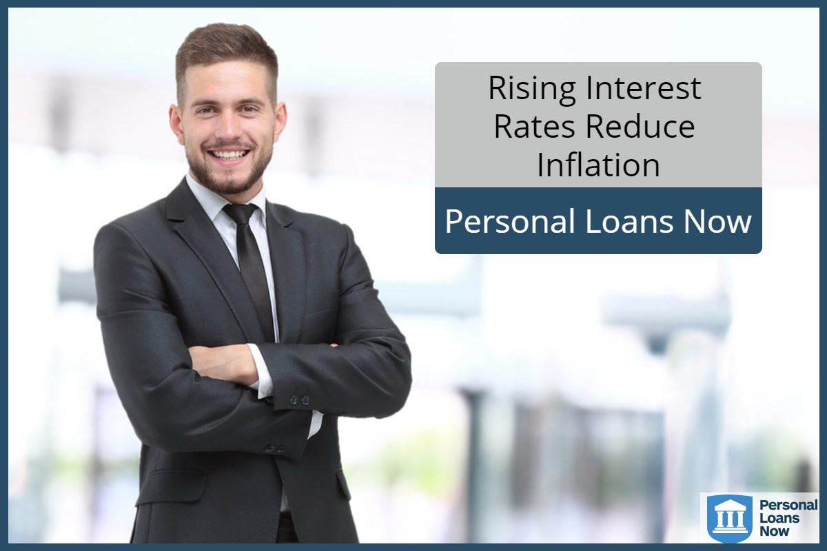 rising interest rates - personal loans now