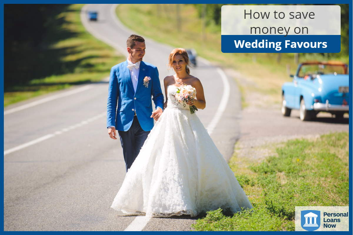 wedding favours - personal loans now