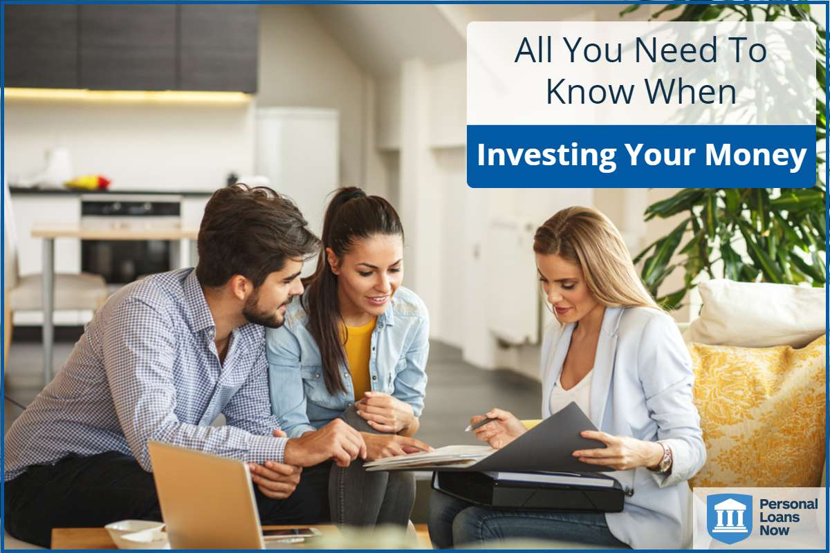 investing Money- personal loans now