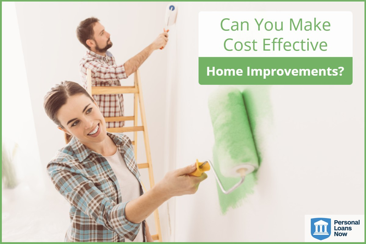 Personal Loans Now - Home improvement