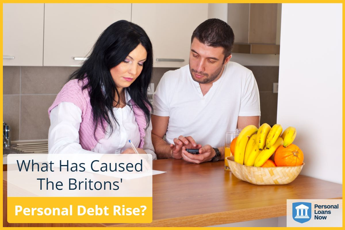 Personal debt rise- Personal Loans Now