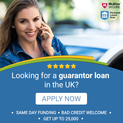 guarantor Loans- Personal Loans Now