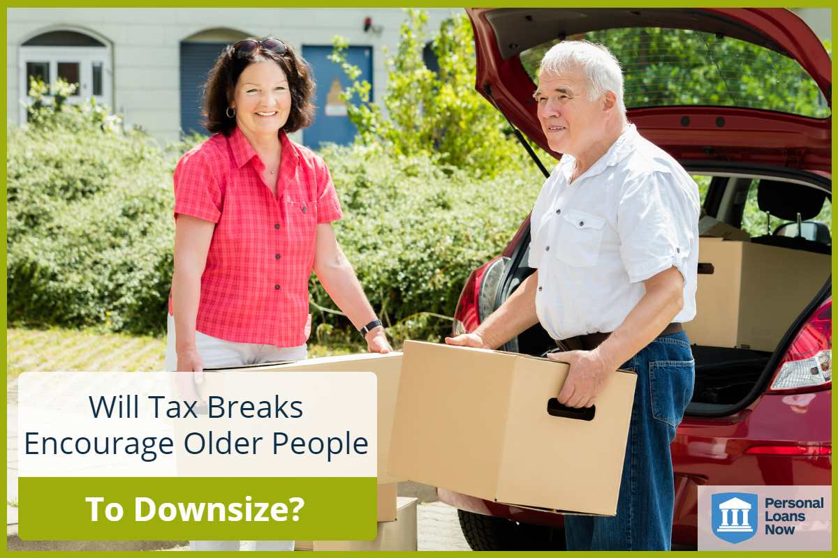 Tax Break For Older Home Buyers -Personal Loans Now