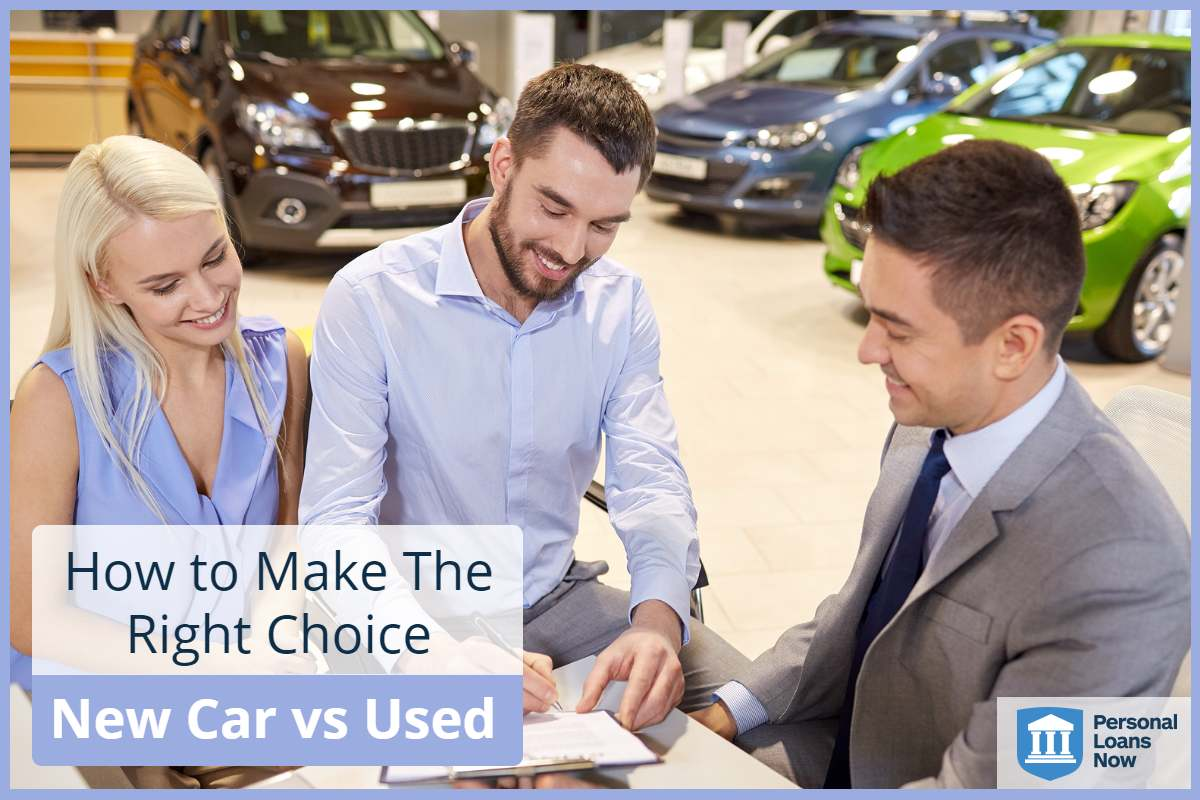 Buying a new car- Personal Loans Now
