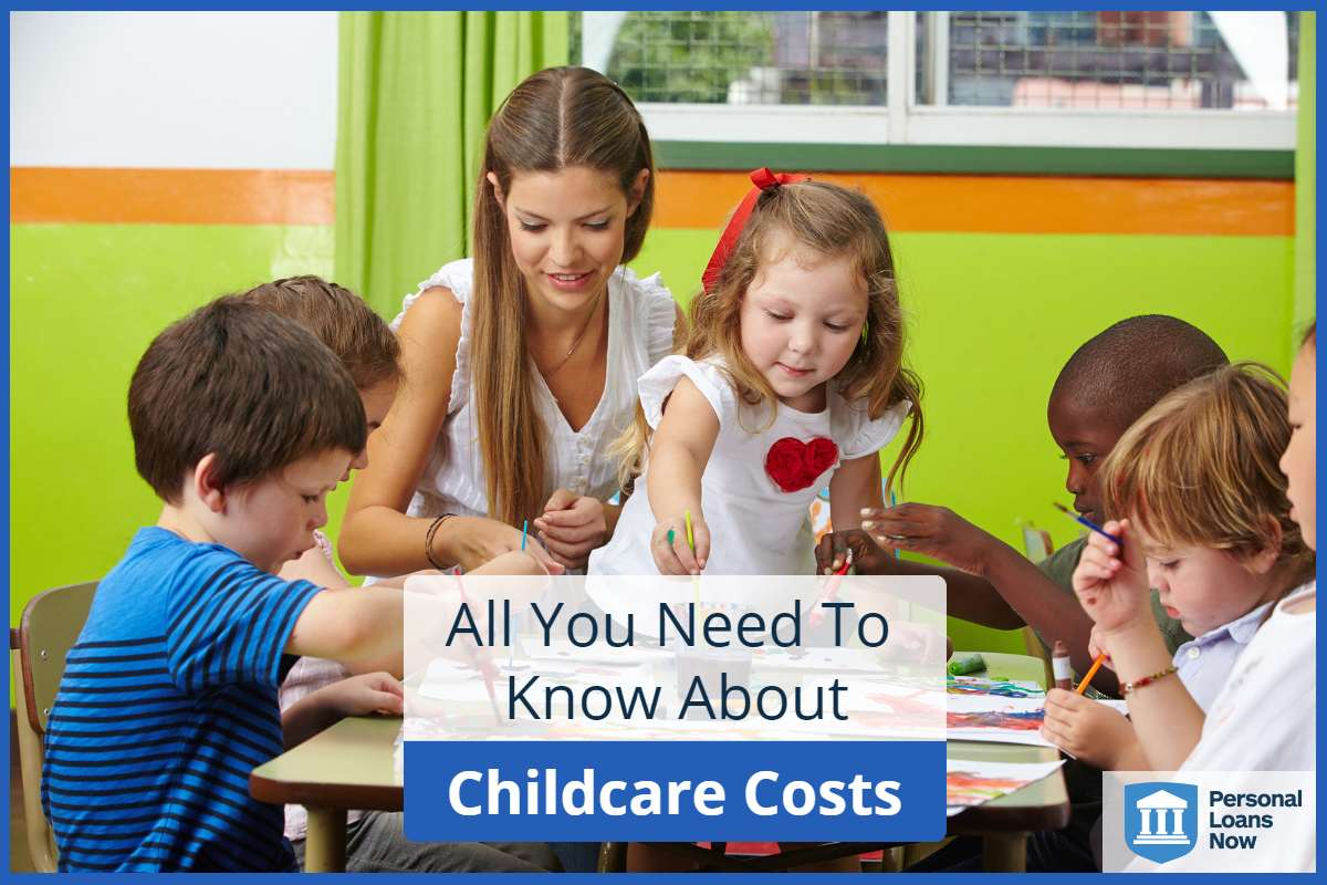 Childcare costs- Personal Loans Now
