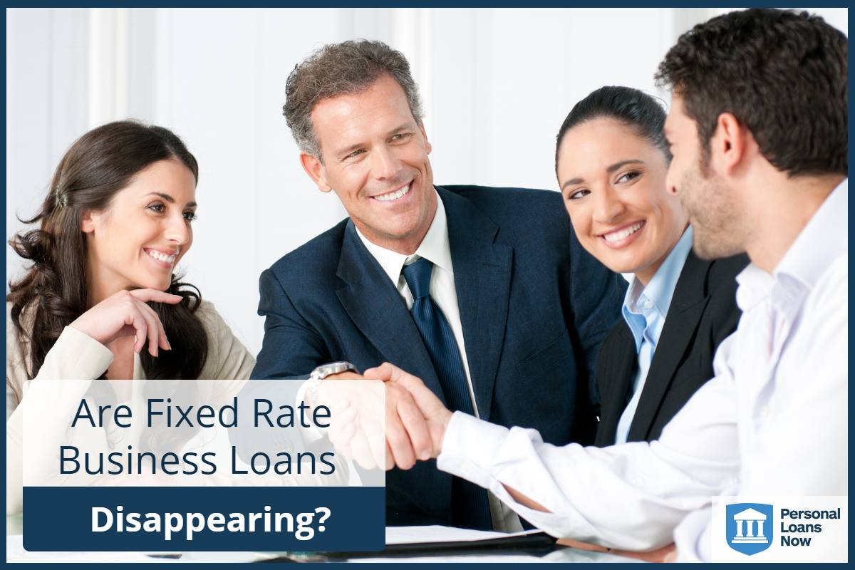 fixed rate business loans - Personal Loans Now