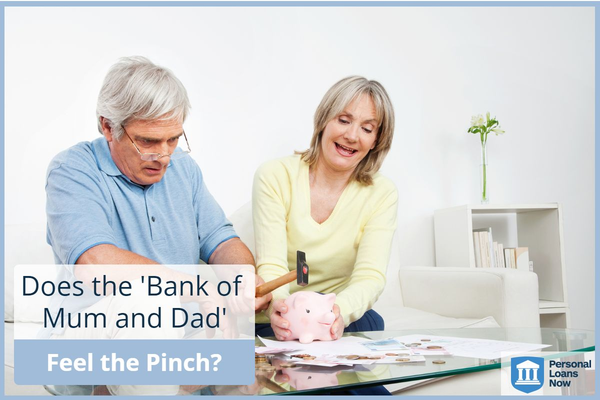 bank of mum and dad - Personal Loans Now
