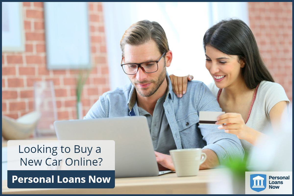 buying a new car online - Personal Loans Now