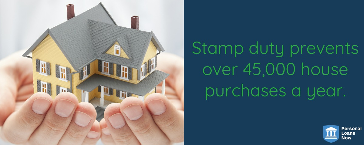 Stamp duty blocks over 45,000 house purchases a year - Personalloansnow