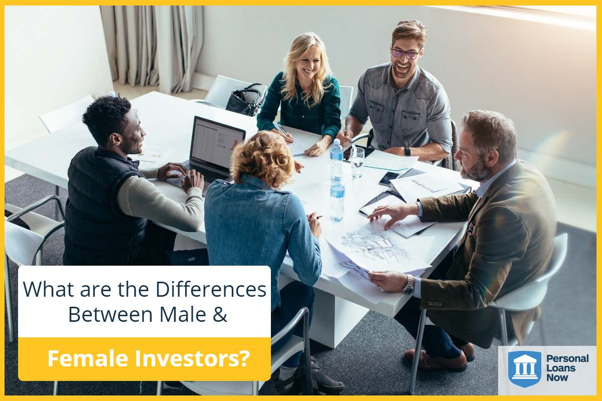 Men and women in an investment meeting - Personal Loans Now