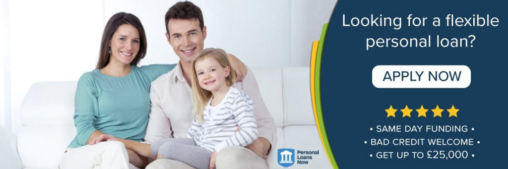Flexible loans from Personal Loans Now