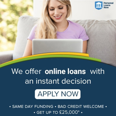 Apply now for an online loan - Personal Loans Now