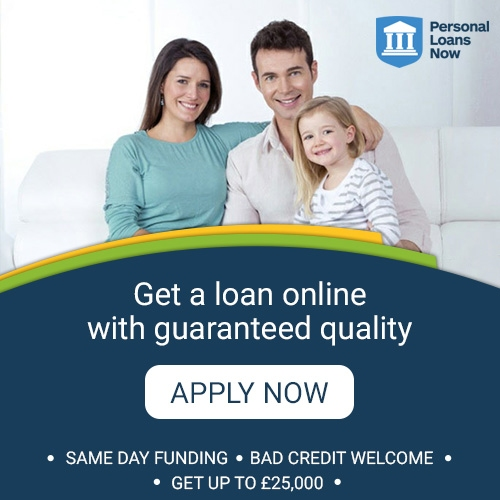 Apply now for a loan with Guaranteed quality - Personal Loans Now