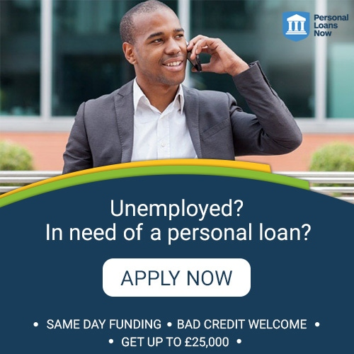 Apply now for loans for unemployed from a responsible lender - Personal Loans Now