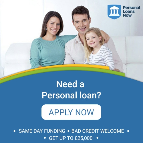 Apply now for Personal Loans with PersonalLoansNow
