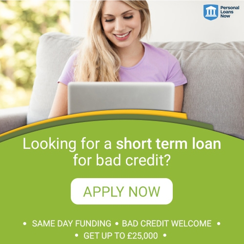 Apply now for a short term loan from responsible lender - Personal Loans Now