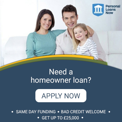 Apply now for a homeowner loan from a responsible lender - Personal Loans Now
