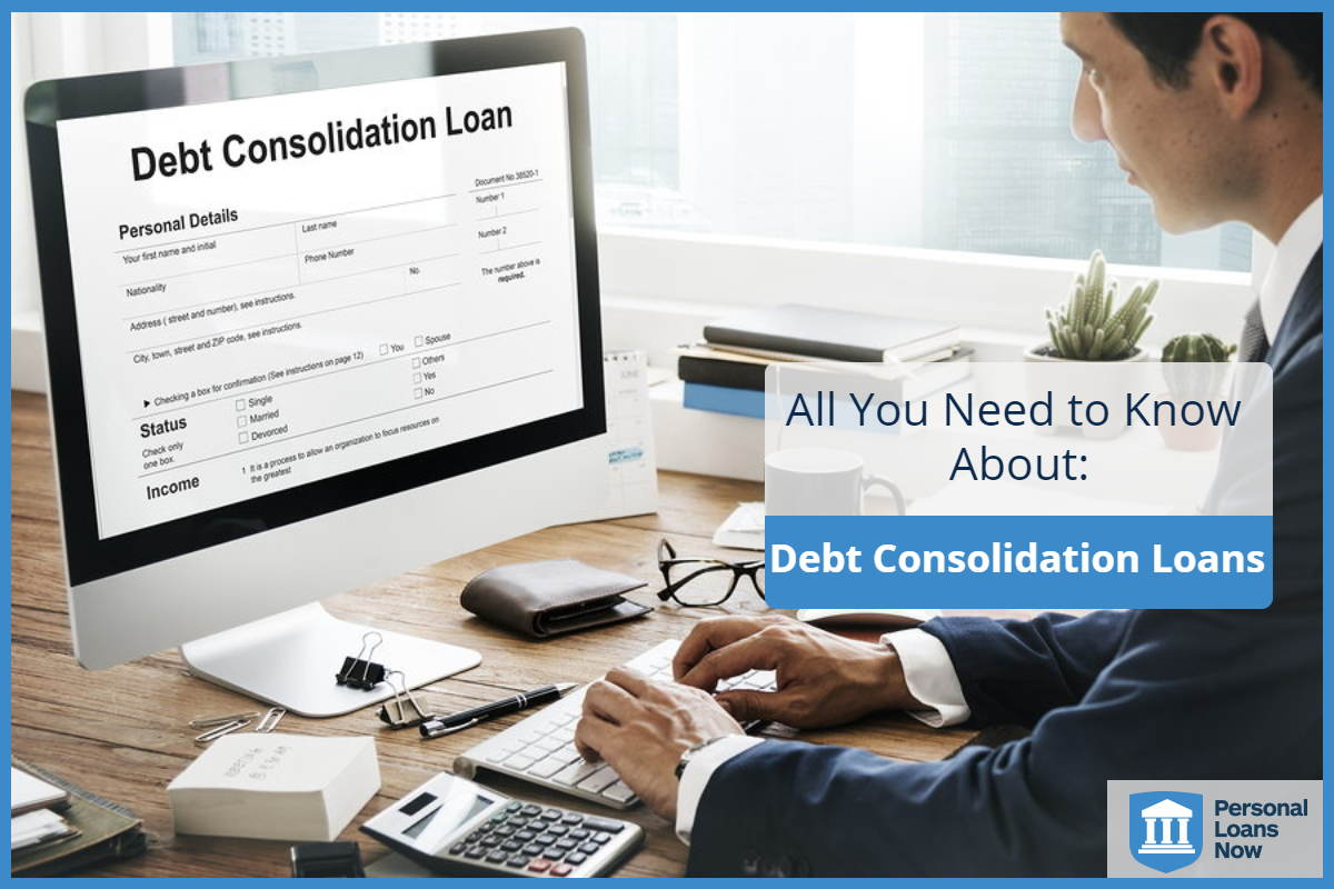 Need a  debt consolidation loan? Apply with Personal Loans Now